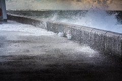 Water dispersion (Gioacchino Petronicce) Tags: ocean sea storm water canon mark iii atlantic 5d dispersion grop gioacchino petronicce