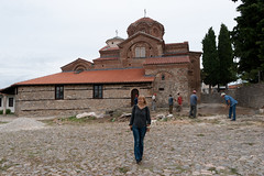 Another view of Saint Clement's (access.denied) Tags: church macedonia ohrid clement urbanlegend fyrom kliment