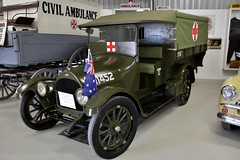 1916 Overland Model 75 ambulance (sv1ambo) Tags: field army model 1st australian first ambulance medical corps 75 willys overland 1916 aamc 1fa
