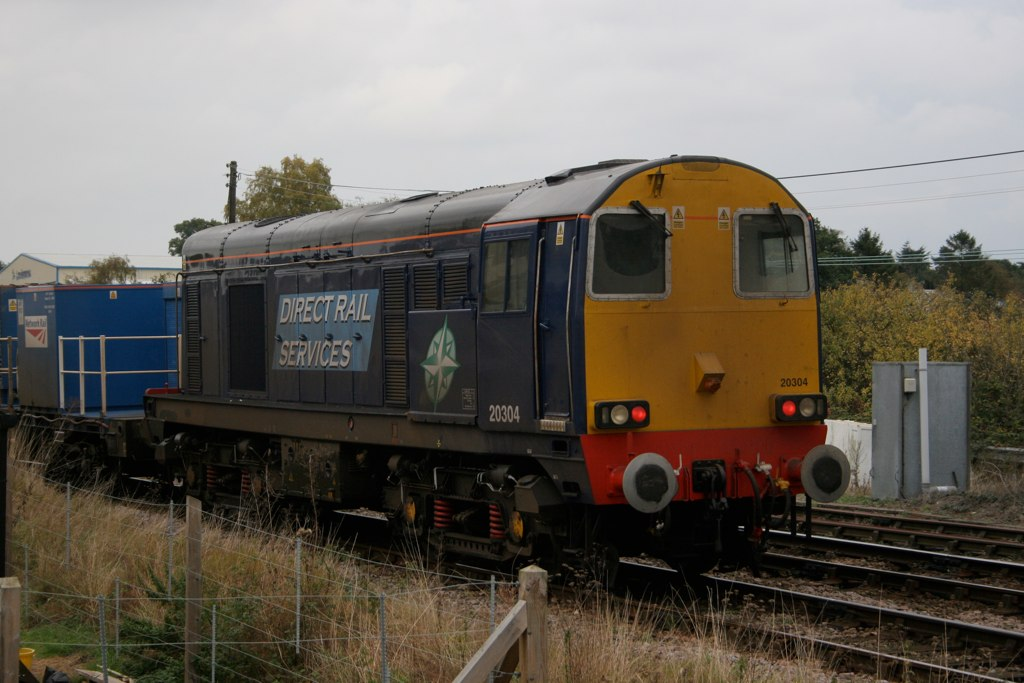 The worlds best photos of 20304 and drs flickr hive mind 20304 wroxham 191009 davidstransportpix tags br bobo britishrail ee type1 dieselengine britishrailways drs thecheapjerseys Gallery