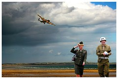 Desert Storm (RobMcA Photography) Tags: sea newcastle sand arts airshow planes beaches dundrum robireland