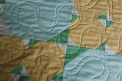 Finished Snowball 3 (Modern Quilting by B) Tags: