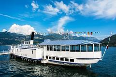ristorante_sul_lago (Ste.Viaggio) Tags: lake como landscape lago barca ristorante viaggio stefano stevia1980 stevia80 steviaggio