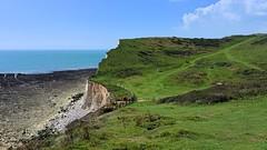 Seaford Head (tsbl2000) Tags: seascape sussex southcoast southdowns englishchannel seafordhead sussexwildlifetrust