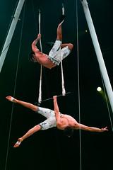 DTH_1994r (crobart) Tags: show toronto canadian exhibition cne national mirage coliseum ricoh trapeze acrobatic 2014