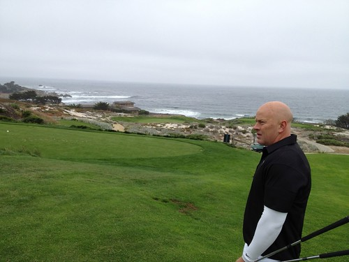 Golf break at Spyglass