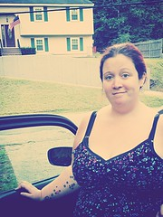 Julie Ann - my wife <3 (sixty8panther) Tags: woman cute beautiful smile lady upload mom pretty julie phone bbw cell redhead filter wife cropped milf iphone julieann