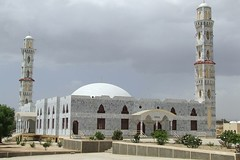 "New Al Shaba Mosque Eritrea • <a style=""font-size:0.8em;"" href=""http://www.flickr.com/photos/62781643@N08/14973980066/"" target=""_blank"">View on Flickr</a>"