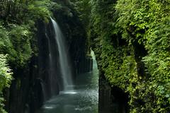 Takachiho Gorge (tak iwayoshi) Tags: japan river landscape waterfall asia miyazaki gorge kyushu takachiho gokase manai