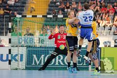 "DKB DHL15 Rhein-Neckar-Löwen vs. HSV Handball 06.09.2014 043.jpg • <a style=""font-size:0.8em;"" href=""http://www.flickr.com/photos/64442770@N03/14982635838/"" target=""_blank"">View on Flickr</a>"