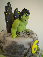 Torta Hulk (Pastelera Bakery Shop) Tags: palmademallorca pasteles islasbaleares pastelesdecorados pastelesdecoradospalmademallorca