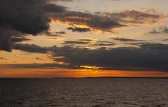 Sunset Over Dover (Giuseppe Baldan) Tags: