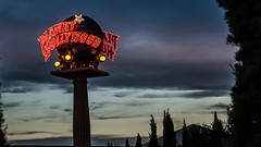 Planet Hollywood Sign