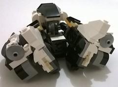 2 (ezrawibowo) Tags: robot lego transformers scifi creator build mecha alternate moc legoformer