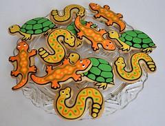 Reptile Cookies