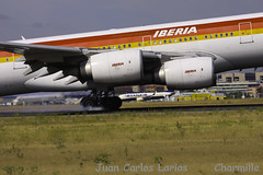 EC-IZY (Larios252) Tags: canon eos is day airbus l aire 70200 f4 iberia barajas spotter a340600 50d