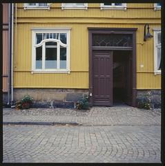 Gamlebyen Fredrikstad (schoeband) Tags: 120 6x6 film norway mediumformat norge fortification gamlebyen stfold fredrikstad hasselblad500cm kodakektachromee100vs