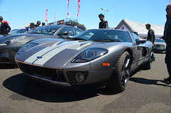 Ford GT (benoits15) Tags: usa ford car de voiture american gt circuit supercar coches ledenon worldcars