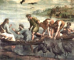 The Gospel of St. Luke 05  01-11 Miracle fishing a lot - By Amgad Ellia 05 (Amgad Ellia) Tags: st by fishing miracle 05 luke lot gospel amgad ellia 0111 the