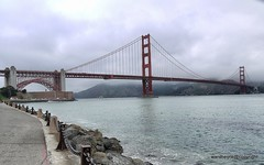 Golden Gate (Wardheijne) Tags: bridge goldengate brug sanfranciso