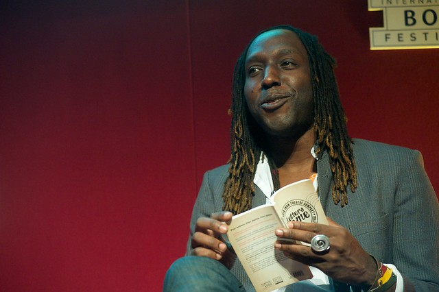Kei Miller reads from Letters Home