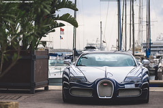 L'Or Blanc (Gaetan | www.carbonphoto.fr) Tags: auto france car speed french nikon riviera harbour south great fast automotive monaco exotic coche saudi arabia carlo monte incredible lor bugatti blanc luxury supercar veyron ksa hypercar worldcars carbonphoto