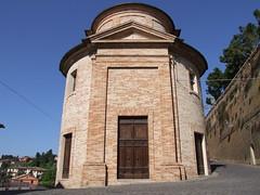 Offagna Chiesa SS Sacramento (www.turismo.marche.it) Tags: borgo rocca offagna festemedievali