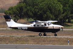 N210RP Cessna P210N (eigjb) Tags: california plane airplane airport general aircraft aviation aeroplane september turbo petaluma cessna spotting municipal centurion 2014 c210 pressurized cessna210 p210n n210rp