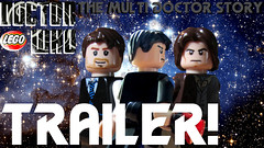 TRAILER: Multi Doctor Story (LEGO) is up! (LFP Animations) Tags: sc lego who dr films story doctor doctors animations multi 2014 drs ldw lfp scfilms the2awesomeguys lfpanimations