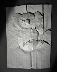 Koala (Yureiko) Tags: paper origami papier tessellation paperfolding papierfalten yureiko