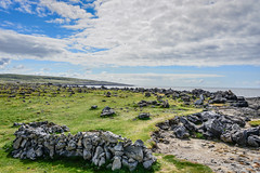 The Burren National Park County Clare Ireland (mbell1975) Tags: ocean park county ireland irish galway water rock stone landscape see bay meer europe clare stones rocky eu irland eire na atlantic national co burren np