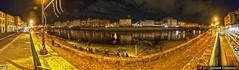 Luminara di San Ranieri (Giovanni V.) Tags: italy panorama night river san italia fiume pisa arno notte hdr luminara ranieri 2015