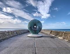 Afloat! (twinbowlers) Tags: afloat brighton sea sun sky fun shape england canong12