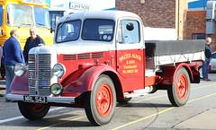 Bedford Sided 2 Ton Truck Walter Aldon MRL543 Frank Hilton IMG_9267 (Frank Hilton.) Tags: erf foden atkinson ford albion leyland bedford classic truck lorry bus car