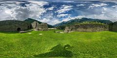 Mesocco Castle, Switzerland