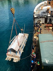 Cutter Sequoia Western, Central Pacific fisheries deployment (Coast Guard News) Tags: 225 d14 fad palau sequoia underway westernpacific wlb pw