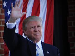 Donald Trump Rally (James B Currie) Tags: donaldtrump trump trumprally regentuniversity virginiabeach politics rally election2016 campaign makeamericagreatagain october 2016 politician people republicans gop