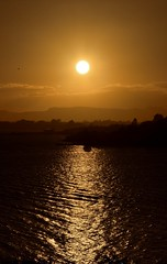 Evening sun on River Tay (red.richard) Tags: dundee river tay scotland