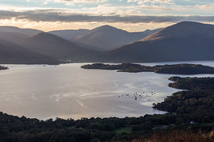 Conic Hill - Loch Lomond (dalejckelly) Tags: conic hill loch lomond lake mountains mountain water outdoor landscape sunset autumn scotland scottish balmaha beautiful trossachs scenery scenic