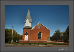Historic Church Bath MI (the Gallopping Geezer 3.8 million + views....) Tags: building structure historic old history historical preserved bath mi michigan canon 5d3 24105 geezer 2016 church religion religious worship faith backroads vintage classic