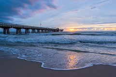 The morning after Hurricane Matthew was so surreal... (Sal Sciarrino) Tags: seascapes afterthestorm floridaphotographer southeastflorida morningafter hurricanematthew florida