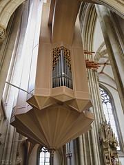St.Lamberti Orgel 2 (Susi the Trumpet) Tags: mnster kirche gebude orgel architektur