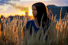Girl in Sunset (Kevin Casey Fleming) Tags: wheat grass sunset girl beautiful smoke smokestack sunny building backlit clouds colorful framing classic sharp orange orenge portrait photograph pretty plant people person outdoors outdoor chicago gaze woman environment enviroment eyes epic yellow usa interesting imagination illinois art sunrays sun d90 dof fire focus face gold girlfriend lighting landscape life light meaningful nikon nature bright bokeh blue vivid vision color colors composition exotic explore