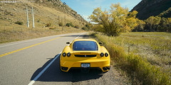 RR430_11Oct2015_08 (ronnierenaldi.com) Tags: rr430 ferrari f430 ronnierenaldi modified modded car cars exotic exotics auto automotive photography photoshoot yellow supercar prancing horse scud 430 giallo modena adv1 wheels adv1wheels ferrari430 ferrarif430 yellowferrari denverferrari scuderia ferrariscuderia exoticcar