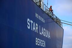 Star Laguna DST_0103 (larry_antwerp) Tags: griegstar starlaguna nhs antwerp antwerpen       port        belgium belgi          schip ship vessel