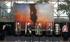 NYCC 2016 72 Wonder Woman Display (Cosmic Times) Tags: nycc nycc2016 cosmic times wonder woman