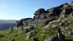 Dartmoor- Sharp Tor (andreboeni) Tags: dartmoor sharp tor granite outcrop devon national park