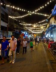 Old quarter at night (program monkey) Tags: lights vietnam hanoi oldquarter night
