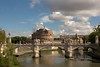Roma, Castel Sant'Angelo (moscouvite) Tags: heleneantonuk italie voyage ciel sonydslra450 fabulous