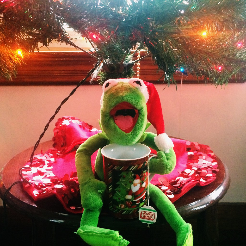 The World\'s most recently posted photos of christmas and kermit ...